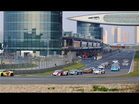 Lamborghini Blancpain Super Trofeo in Shanghai
