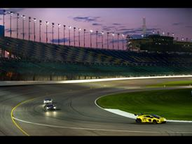 Lamborghini Blancpain Super Trofeo at Kansas Speedway