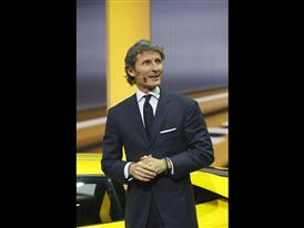 Stephan Winkelmann at the 2014 Geneva Group Night