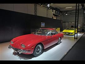 Lamborghini at 2014 Techno Classica 2