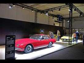 Lamborghini at 2014 Techno Classica 8