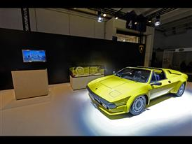 Lamborghini at 2014 Techno Classica 16