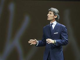 Mr. Stephan Winkelmann Close Up