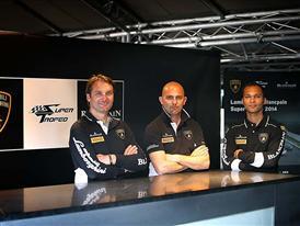 Fabio Babini, Giorgio Sanna and Adrian Zaugg