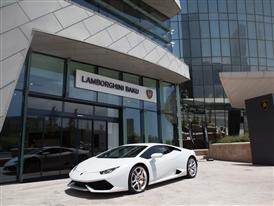 Lamborghini Baku Dealership