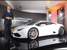 Stephen Winkelman Presents Huracan LP 610-4