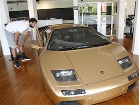 Marco Belinelli - Lamborghini Diablo