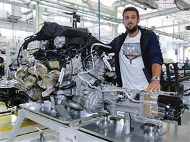 Marco Belinelli - Lamborghini V12
