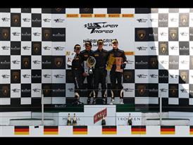 Day 1 Nurburgring PRO Podium