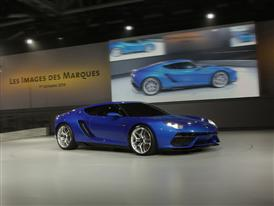 New Lamborghini  Asterion LPI 910-4 – Worldwide Premiere