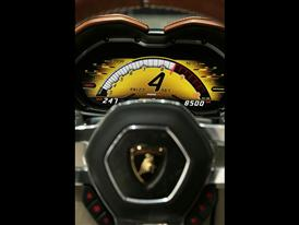 New Lamborghini Asterion LPI 910-4 at the 2014 Paris Mondial de L'Automobile 2