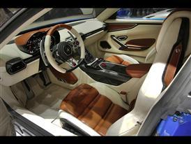 New Lamborghini Asterion LPI 910-4 at the 2014 Paris Mondial de L'Automobile 5