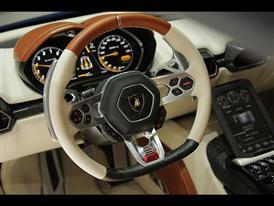 New Lamborghini Asterion LPI 910-4 at the 2014 Paris Mondial de L'Automobile 6