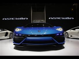 New Lamborghini Asterion LPI 910-4 at the 2014 Paris Mondial de L'Automobile 18