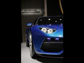 New Lamborghini Asterion LPI 910-4 at the 2014 Paris Mondial de L'Automobile 25