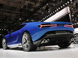 New Lamborghini Asterion LPI 910-4 at the 2014 Paris Mondial de L'Automobile