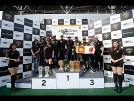 International winner's circle