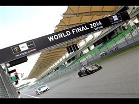 Racing toward the world final