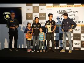 Super Trofeo World Final 16