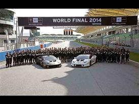 World Final in Sepang - Drivers & Team