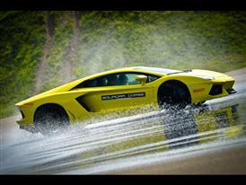 Lamborghini Esperienza 2014 in Baden Baden