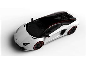 Aventador LP 700-4 Pirelli Edition 2