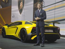 New Lamborghini Aventador LP 750-4 Superveloce – Worldwide Premiere 1