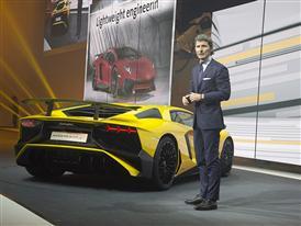 New Lamborghini Aventador LP 750-4 Superveloce – Worldwide Premiere 3