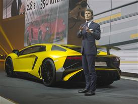 New Lamborghini Aventador LP 750-4 Superveloce – Worldwide Premiere 4