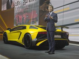 New Lamborghini Aventador LP 750-4 Superveloce – Worldwide Premiere 4