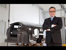 Luciano De Oto Head of Advanced Composite Research Center