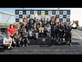 Monza Race 1 Winnners