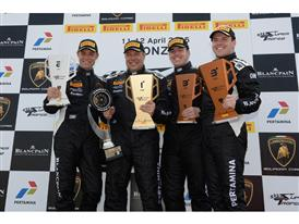 Podium AM Race 2