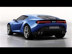 Lamborghini Asterion Rear