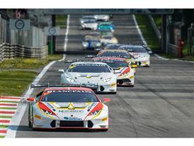 Lamborghini Blancpain Super Trofeo Monza