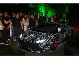Lamborghini Huracan LP 610-4 by Marcelo Burlon