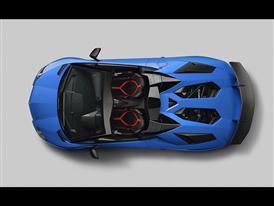 Lamborghini Aventador SV Roadster Zenith Open