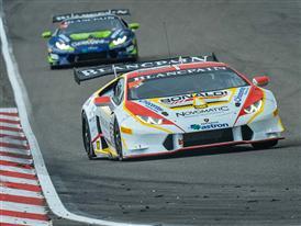 Lamborghini Blancpain Super Trofeo Europa - Siebter Sieg am Nürburgring für Patrick Kujala (Bonaldi Motorsport)