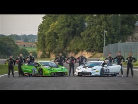 Lamborghini YDP & GT3 Junior Program