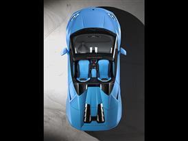 Lamborghini Huracán Spyder Top
