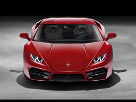 Huracán LP 580-2 - Front Red-LD