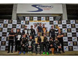 Sebring World Final race 1 PRO-PRO AM-0050