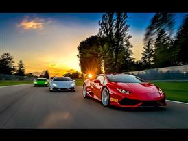 Lamborghini Esperienza Imola