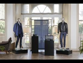Collezione Automobili Lamborghini Presents its 2016-17 Fall-Winter Collection at Pitti Immagine Uomo