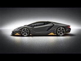 Lamborghini Centenario 3-4 Side