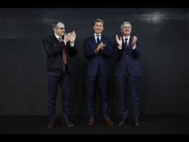 S. Domenicali, S. Winkelmann, R. Stadler