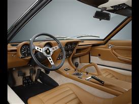 Lamborghini Miura – Interiors