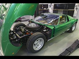 Lamborghini Miura @ Polo Storico