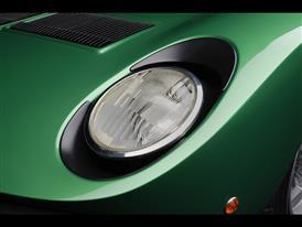 Lamborghini Miura_Lights detail