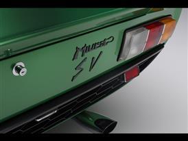 Lamborghini Miura_back detail